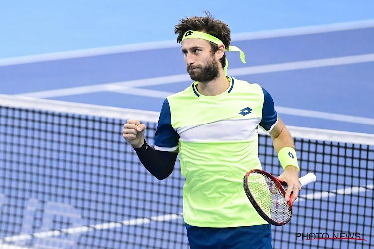 Sander Gillé staat aan de zijde van Amerikaanse in kwartfinales op Australian Open