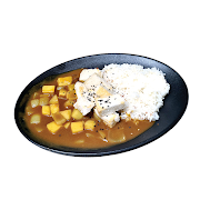 141. Tofu Curry with Rice