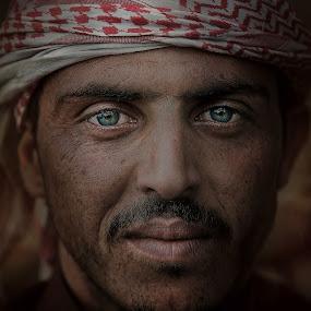 The Cement Man by Leyon Albeza - People Portraits of Men ( upclose, close up, headshot, men, tight shot, portrait, human,  )