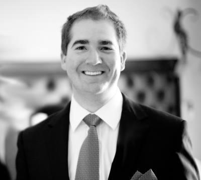 Andy Papastefanou, founder of Impression Signatures.