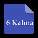 6 Kalmas : English translation icon
