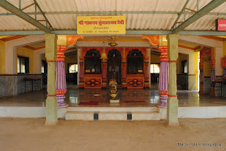Photo: Beautiful Temple in Base village