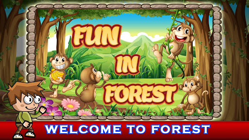 Fun In Forest