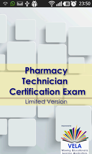 PTCE Review
