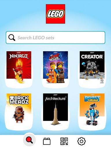 LEGO® Building Instructions screenshot 22
