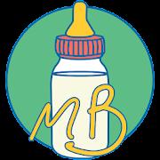 Mesure Bib - Carnet de bébé et suivi des biberons