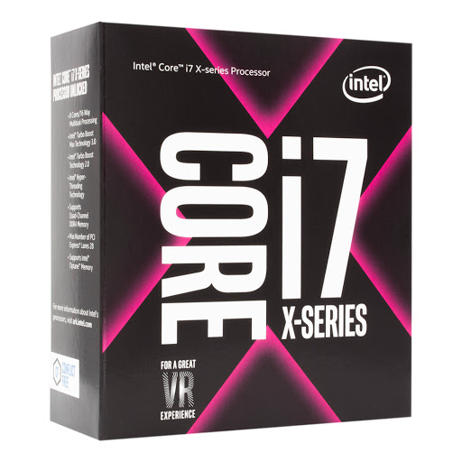 Bộ vi xử lý/ CPU Intel Core i7-7740X X-series (8M Cache, up to 4.5GHz)