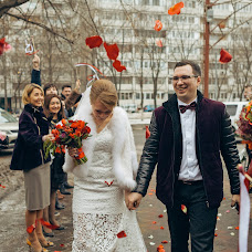 Wedding photographer Valeriya Fateeva (fateevava). Photo of 15.02.2017
