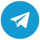 Telegram Web Icon