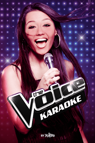 The Voice - Sing Karaoke Android App Screenshot