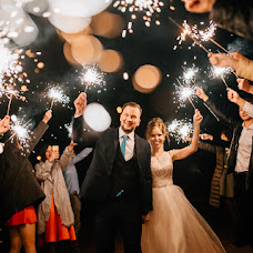 Wedding photographer Aleksey Volovikov (alexeyvolovikov). Photo of 10.01.2018