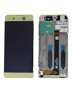 Xperia XA Ultra Display Original Lime