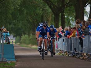 Photo: Finish van team Azemel 666