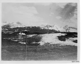 Photo: Mt Sneffels  - May 17, 1912    Mercer-Kirkham-Turner Collection