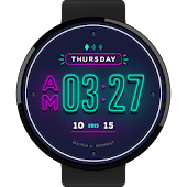 State Plate LV watchface