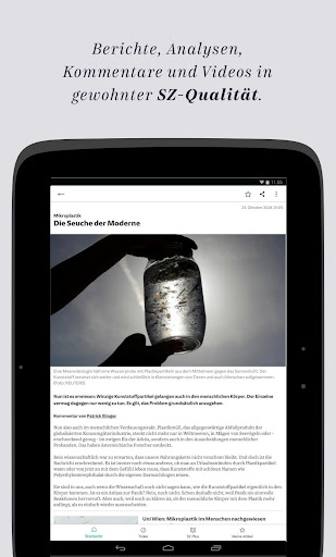 SZ.de - Nachrichten - Süddeutsche Zeitung 12.0.0 screenshots 10