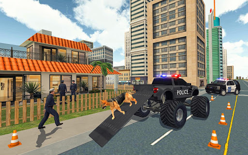 Police Dog Game, Criminals Investigate Duty 2020 android2mod screenshots 1