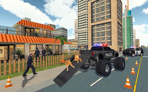Police Dog Game, Criminals Investigate Duty 2020 1.0 screenshots 1