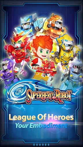 Superhero Robot Premium: Hero Fight - Offline RPG  screenshots 1