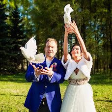 Wedding photographer Galina Berezhnaya (GalishkaYL). Photo of 02.09.2014