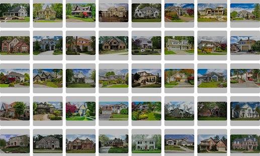 Domy Puzzle - náhled