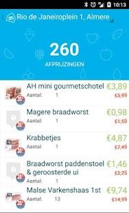 AH-Foodsie screenshot