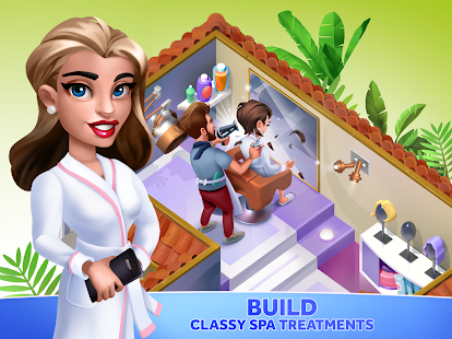 My Beauty Spa: Stars and Stories Screenshot