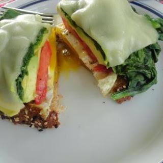 ALL GOOD FOR ME - BREAKFAST SANDWICH