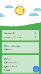 Material Flashlight - náhled