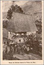 Photo: Casa lui Avram Iancu. Ilustrată interbelică  sursa Facebook, Suciu Petru https://www.facebook.com/photo.php?fbid=1190847687655190&set=a.1190845740988718.1073741993.100001899101978&type=3&theater