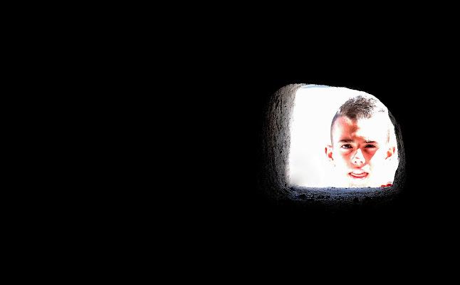 Uno sguardo oltre il buio di Luciano Fontebasso