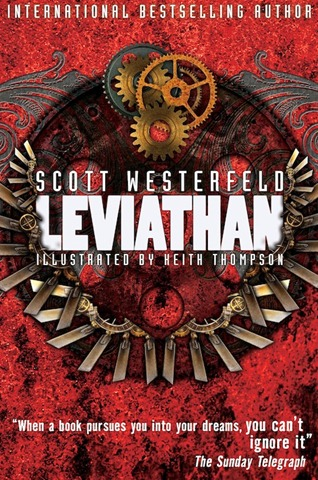 Death, Books, and Tea: Book Review-Leviathan by Scott ...