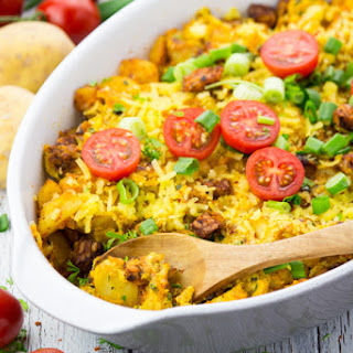 Vegan Breakfast Casserole Recipes