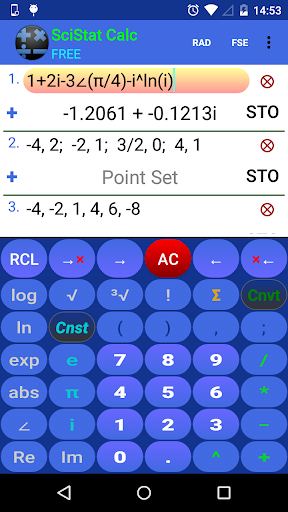 Scientific Calculator +i