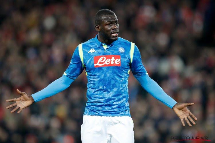 'Liverpool en andere Engelse topclub hengelen naar de diensten van Kalidou Koulibaly'
