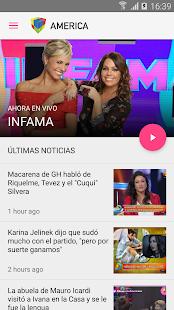 América TV - La Vida en Vivo - náhled