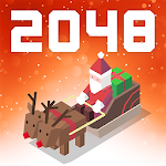 2048 Tycoon: RollerCoaster Mania Icon