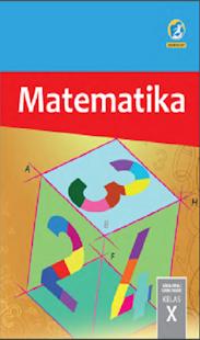 Matematika Kelas 10 - náhled
