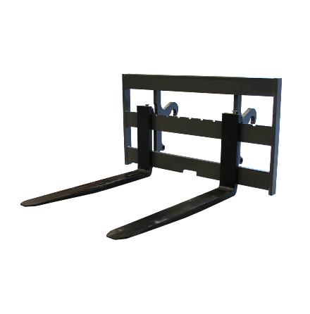 Mekaniska pallgafflar - 130cm | EVERUN