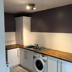 Kitchen Project Completed By Maidenhead Painting
