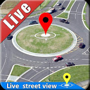 Live Earth Maps: Street View, GPS && Route Finder