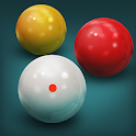 Pro Billiards 3balls 4balls icon