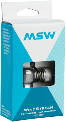 MSW INF-100 WindStream Compressed Air Inflator Head alternate image 0
