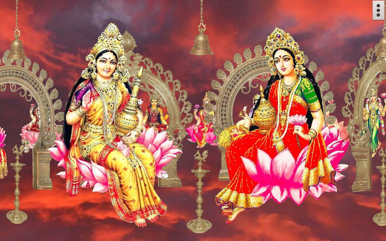 4d lakshmi live wallpaper android apps on google play