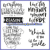 Hand Lettering Quote Ideas