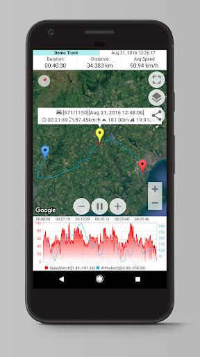GPS Speed screenshot 6