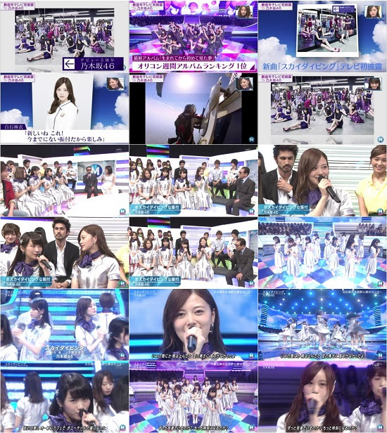 (TV-Music)(1080i) 乃木坂46 – Music Station 170602
