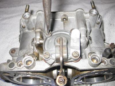 Dellorto DRLA Carburetor Disassembly - STP's Garage