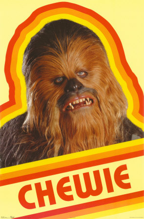 Retro Chewbacca