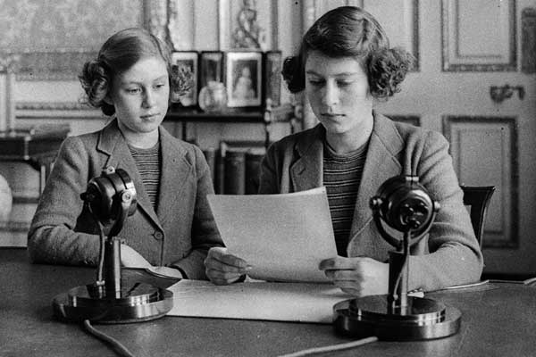BBC Radio Archives - HRH Princess Elizabeth in 1940
